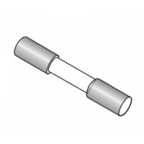 ABB ABB FU520 Entrelec Предохранитель плавкий 5x20мм 0.5А-5655715