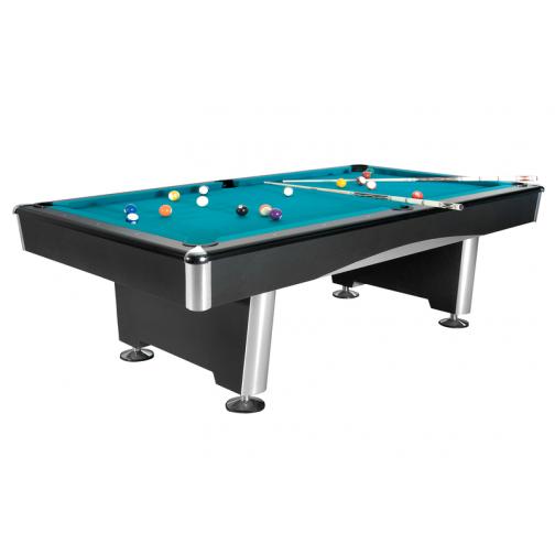 Бильярдный стол для пула Dynamic Triumph 7 ф черный-7147611