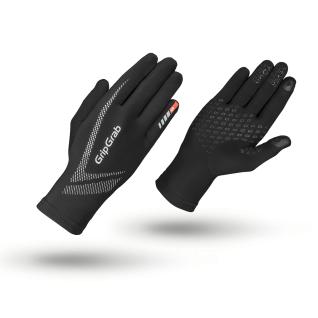 Перчатки зимние GripGrab Running Ultralight, черный, Xxl (12)