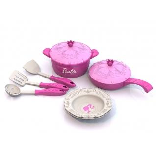 "Набор кухонной посудки ""Барби"", 9 предметов Нордпласт-37742600"