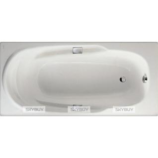Чугунная ванна Jacob Delafon Adagio 170x80, с ручками-38015808