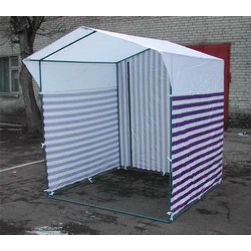 Палатка торговая, разборная 2,5 x 2 м из квадратной трубы 20х20 мм-828742