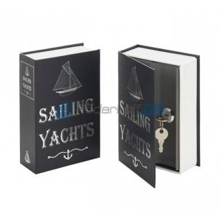 """Книга-сейф """"Парусные яхты""""-5864742"""