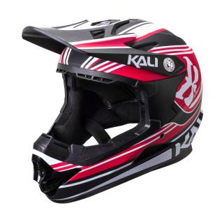 Велошлем KALI NAKA HELMET SLASH RED/BLACK L-2003544