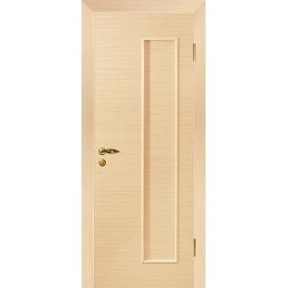 Дверное полотно МариаМ Альфа ПУ лак глухое 550-900 мм