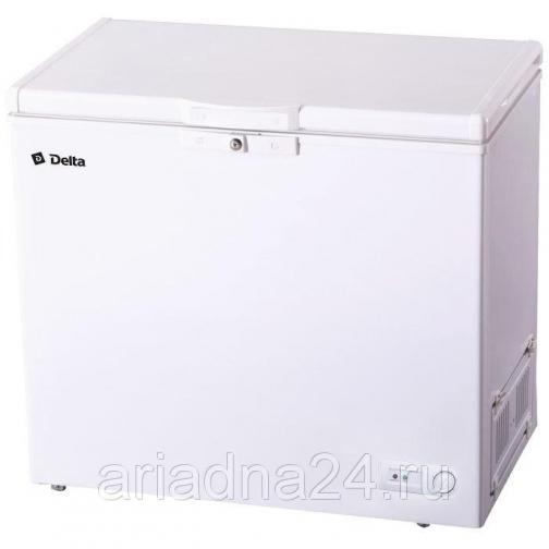 Ларь морозильный низкотемпературный 210л DELTA D-210НК, 2 корзины Delta-6724076