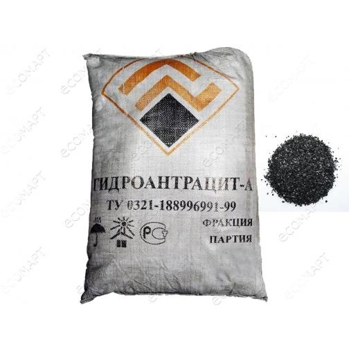 Гидроантрацит-А 0,8-2,0мм (25кг)-9071968