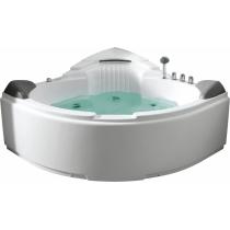 Акриловая ванна Gemy с гидромассажем (G9082 B)