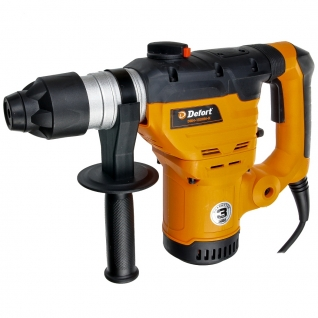 Перфоратор электрический Defort DRH-1500N-K-6768531