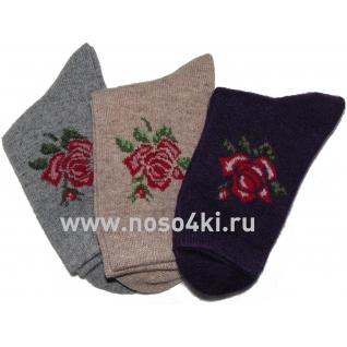 Носки шерстяные из ангоры