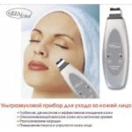 Аппарат для ультразвуковой чистки лица (пилинга) GEZATONE-490178