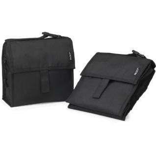 Сумка Холодильник Mini Lunch Bag (черный, 2л)