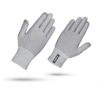 Перчатки GripGrab Merino Liner серый, Xl/xxl