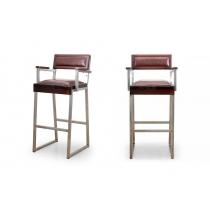 Барный стул Индастриал-1 Спейс когнак