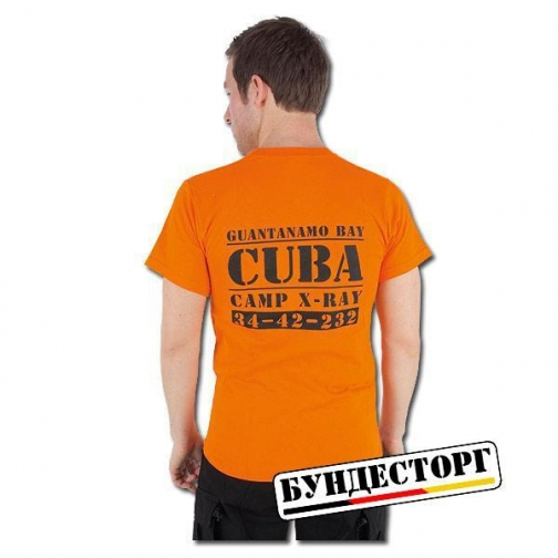 MMB Футболка Cuba Camp-X-Ray 5025917 1