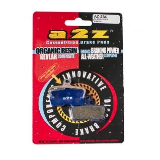 Колодки тормозные A2Z Avid Code R, blue-2001078