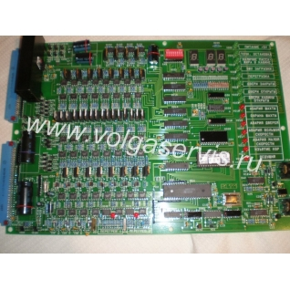 Плата контроллера ПКЛ-17 ШУЛК ЕИЛА 687255.008-4988902