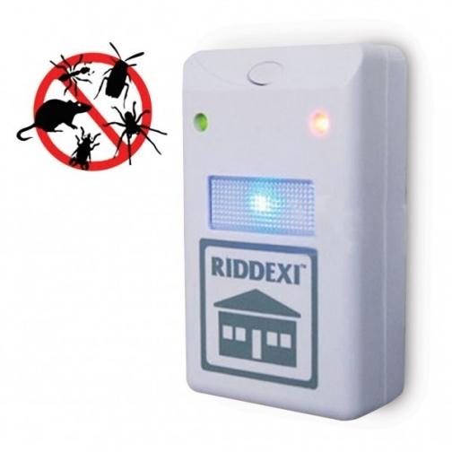 Отпугиватель грызунов и насекомых «Ридекс Плюс» (Riddex Plus Pest Repeller)-5246023