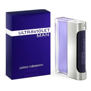 Paco Rabanne Ultraviolet Man туалетная вода, 50 мл.-5928517