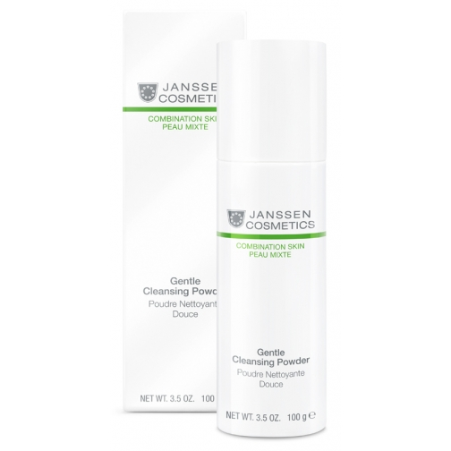 Janssen Gentle cleansing powder - Мягкая очищающая пудра-4940777