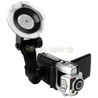 Видеорегистратор автомобильный HD с 2.5 TFT LCD экраном (DVR-F900 LHD черный)-1319221