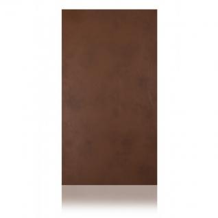 Кожаные панели 2D ЭЛЕГАНТ Brown основание пластик, 1200*1350 мм-6768625