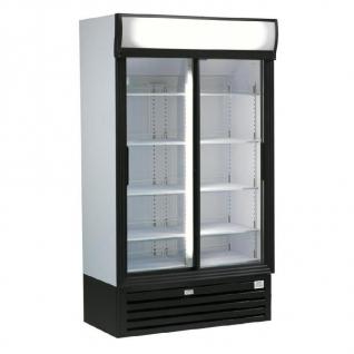 TEFCOLD Шкаф холодильный со стеклом TEFCOLD SLDG600-9188093