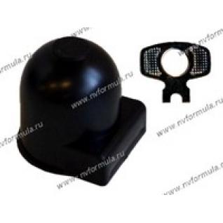 Колпачок фаркопа пластмассовый с ключом-431769