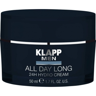 Klapp ALL DAY LONG 24h Hydro Cream (Men) - Гидрокрем 24 часа