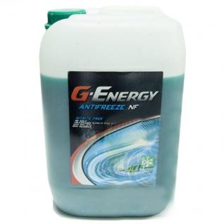 Антифриз G-Energy G-Energy Antifreeze NF 40, 10кг зеленый-5922534