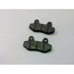 Передние тормозные колодки (м-125сс)