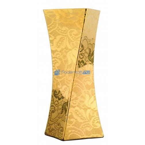 Декоративная Ваза «Золотой кашемир»-763315