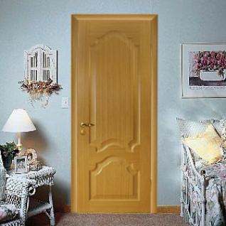Дверное полотно МариаМ Кардинал ПУ лак глухое 550-900 мм