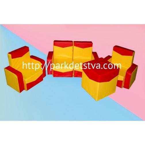 Мягкая набивная мебель Мебель Антошка-6830462