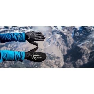 Перчатки зимние GripGrab Running Thermo, черный, Xs (7)