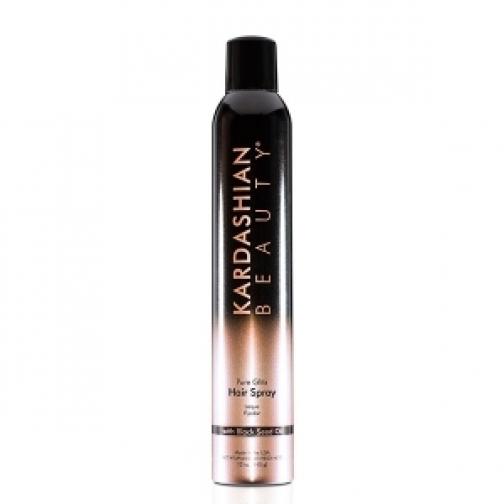 CHI Kardashian Beauty Pure Glitz Hair Spray - Лак для волос-4942889
