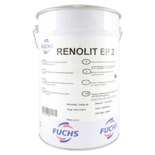 Смазка FUCHS RENOLIT EP 2 18кг-5921151