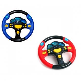"Электронный руль ""Я тоже рулю"" (свет, звук) Joy Toy-37712115"