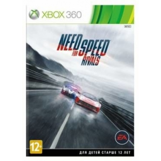 Игра Need for Speed: Rivals (XBOX 360, русская версия)