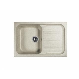 Кухонная мойка Адель 780, серый