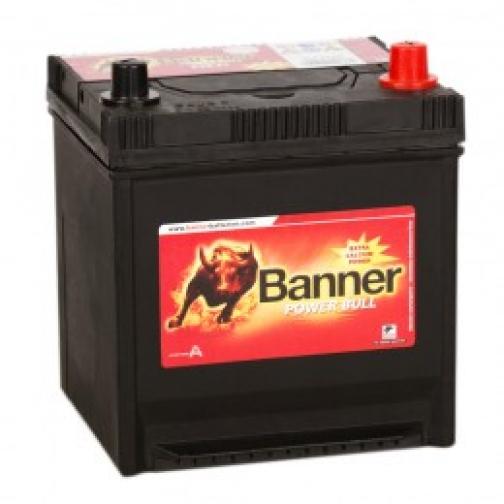 Автомобильный аккумулятор BANNER BANNER Power Bull (50 41) 50R 420А обратная полярность 50 А/ч (206x172x205)-6453747