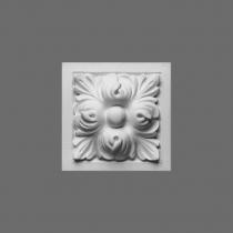 Дверной декор из дюрополимера под покраску Orac Decor Luxxus D210 96x96x35