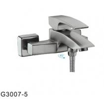 Frap GAPPO G3007-5 35мм Смеситель шаровый для ванной, короткий излив цвет сатин FRAP