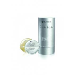 Janssen Luxury Cleanser - Очищающая пудра и очищающая пудра-эксфолиант