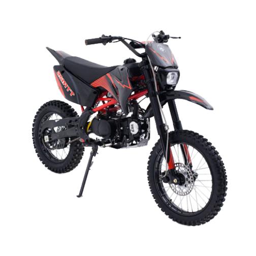 Мотоцикл IRBIS TTR 125-1026007