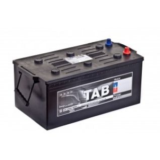Автомобильный аккумулятор TAB TAB POLAR TRUCK 225 euro 1300А обратная полярность 225 А/ч (518x273x214)