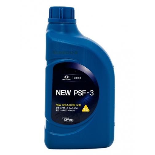 Жидкость для ГУР Hyundai PSF-3 SAE 80W 1л-5921861