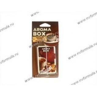 Ароматизатор Aroma Box черный кофе-432190