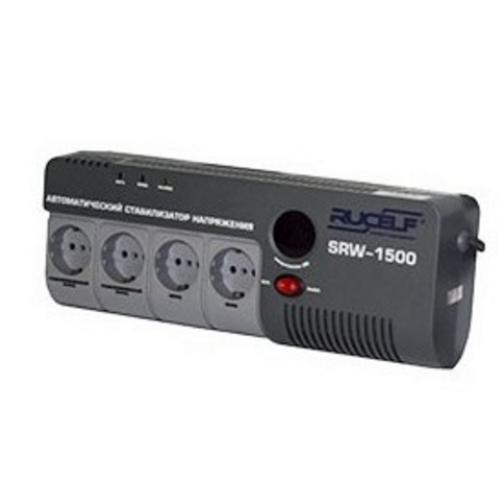 Стабилизатор напряжения RUCELF SRW-1500-D-6434624