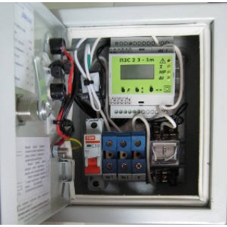 Приборы защиты сети серии ПЗС 2 3-62009